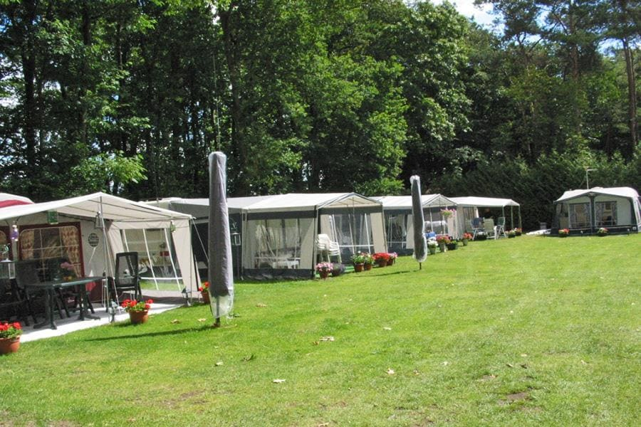 Camping De Parelhoeve
