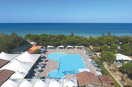 Camping Pineto Beach Village & Camping
