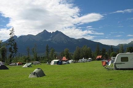 Tatranec camp.