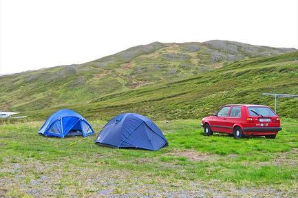 Midnattsol Camping