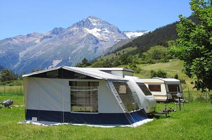 Camping Caravaneige de Val Cenis