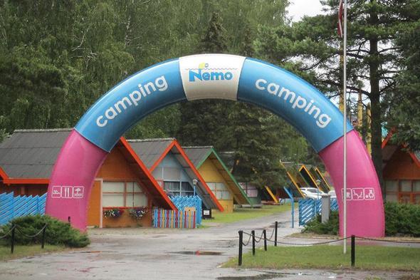 Campsite Nemo