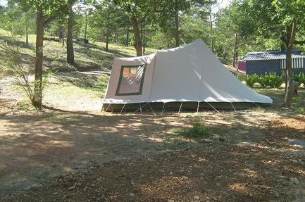 露营地 Le Lavandin