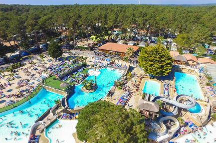 Camp. Village Resort & Spa Le Vieux Port