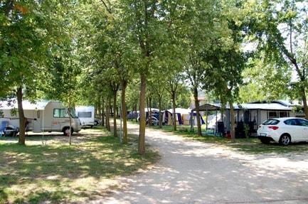 Campingplass Trevisago