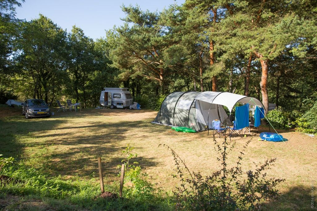 Campingplass Domaine La Garenne