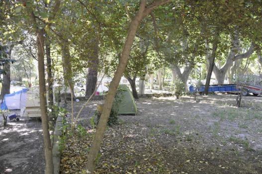 Campsite Bagatelle