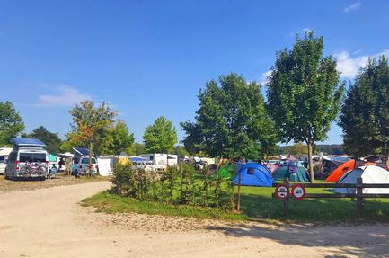 Camping Sutz am Bielersee