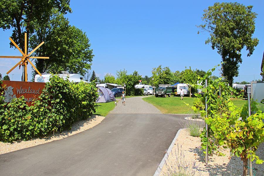 Naturbadesee Weinland Camping