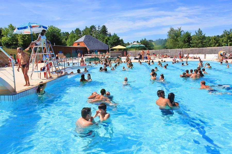 Campsite Le Val Saint-Jean
