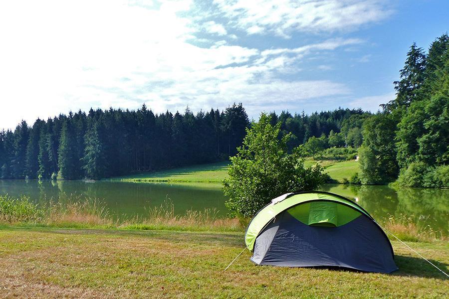 Camping Domaine du Balbuzard