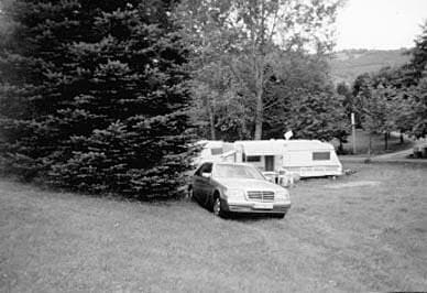 Campsite La Borie Basse
