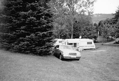 Campingplass La Borie Basse