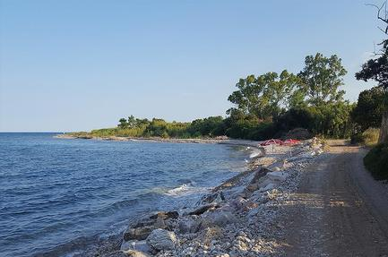 Campsite Petalidi Beach