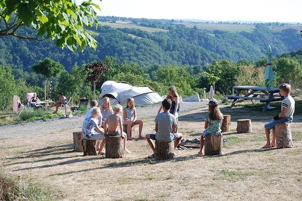 Campsite Le Clapas
