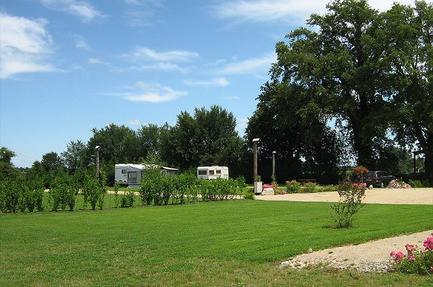 Camping de Cornaton