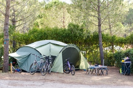 Campeggio Huttopia Fontvieille