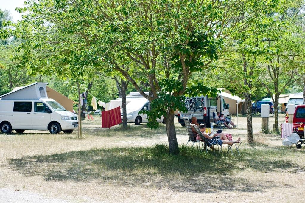 Camping Huttopia Le Moulin