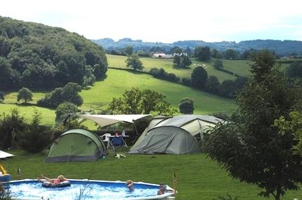 Campsite Trouvé