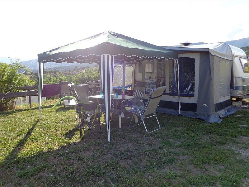 Camping Les Hauts de Rosans