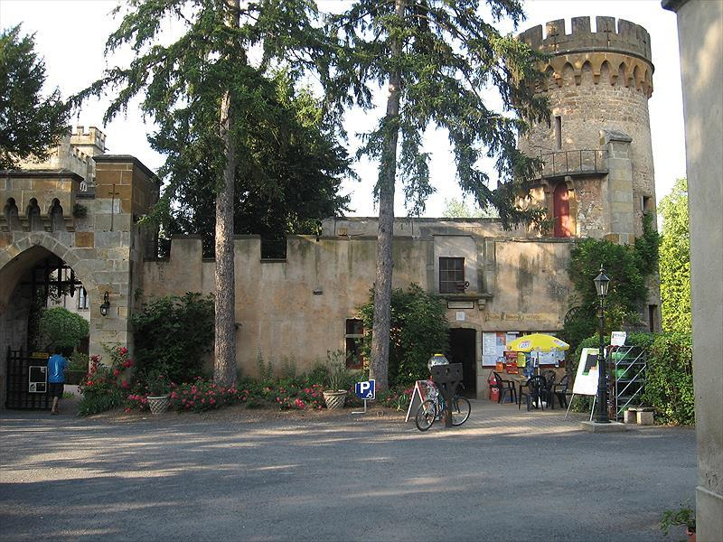 Camping Château de Grange Fort