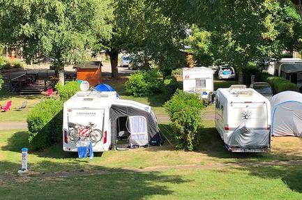 Campsite Le Sedour