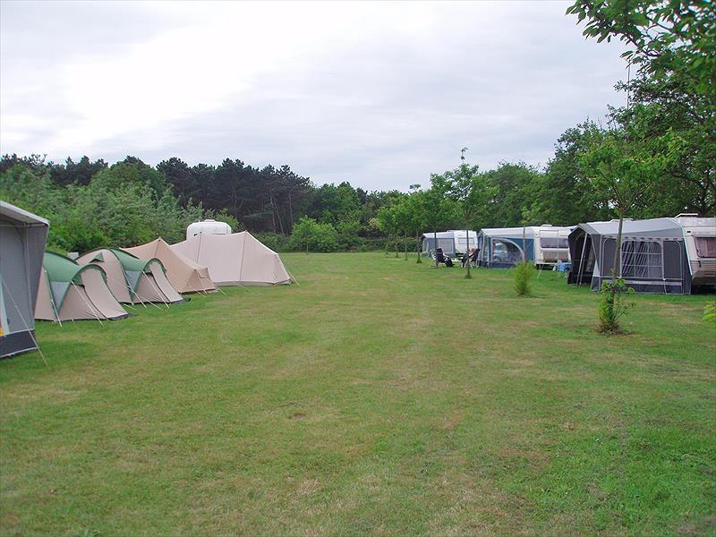 Campingplass De Donkere Duinen