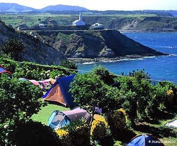 Camping Los Cantiles