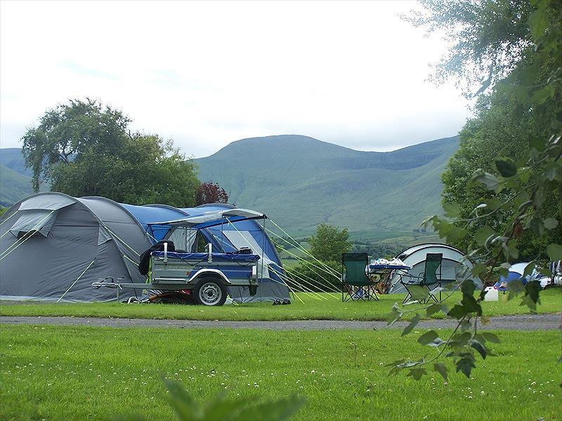 Campsite Ballinacourty House