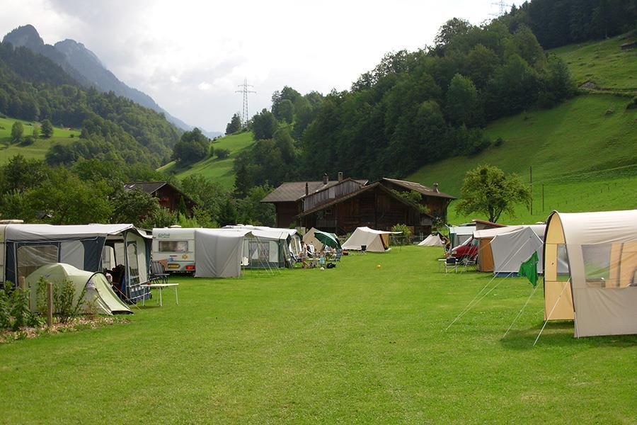 Bauernhof-Camping Wyler