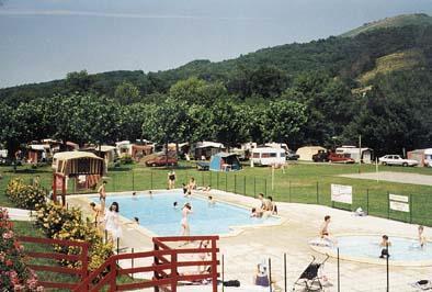 Camping Narbaïtz - Vacances Pyrénées Basques
