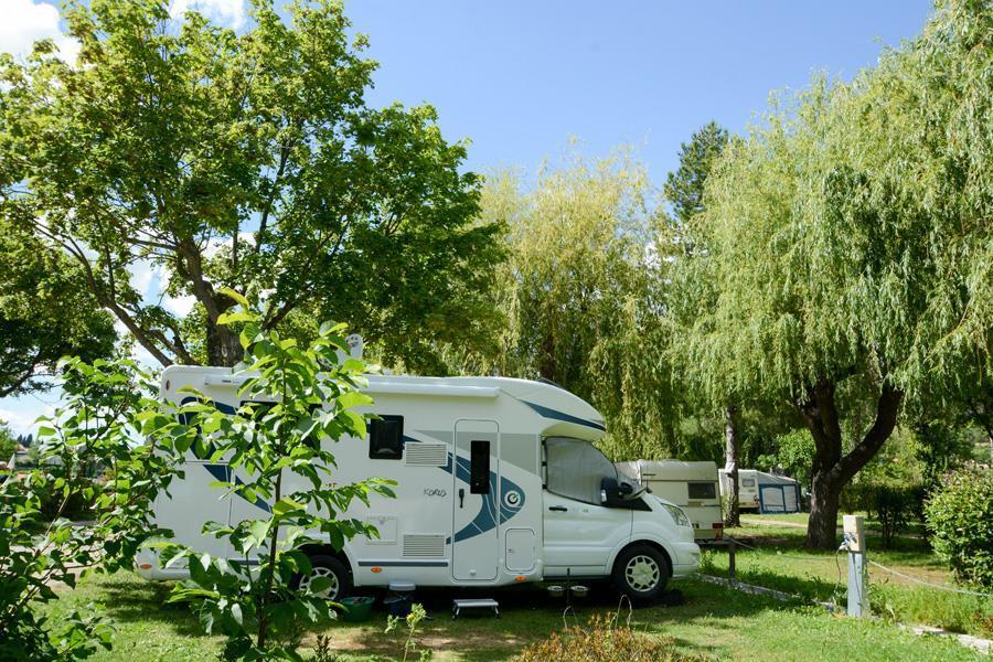 Campsite L'Oasis du Verdon