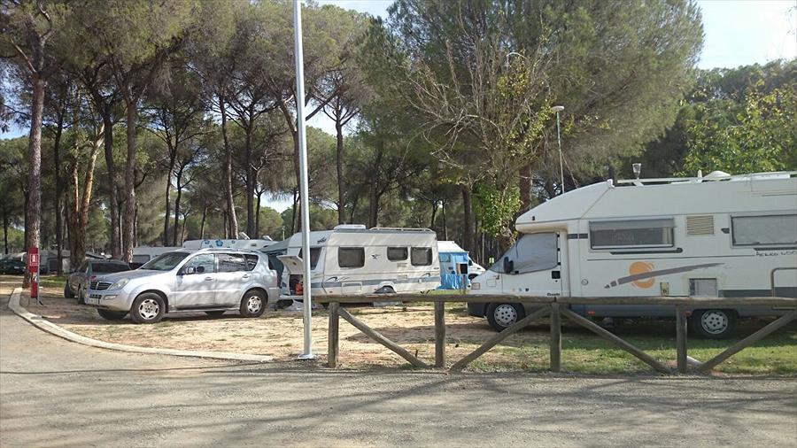 Camping Village Doñarrayan-Park