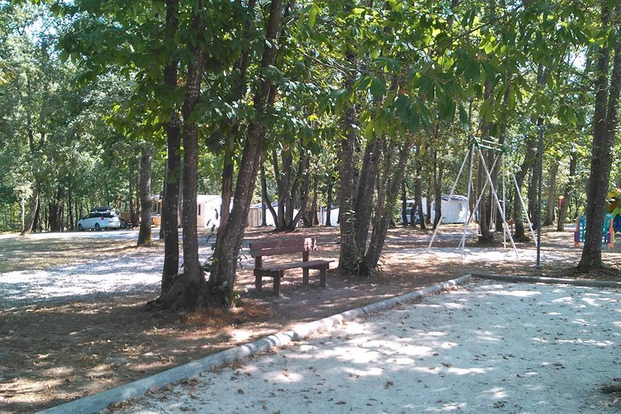 Camping de l'Etang Vallier