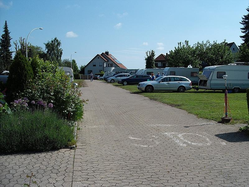露营地 Estenfeld