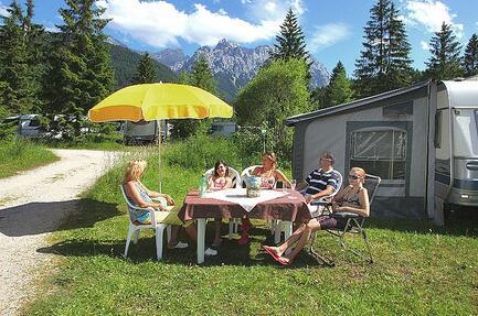 Naturcampingpark Mittenwald