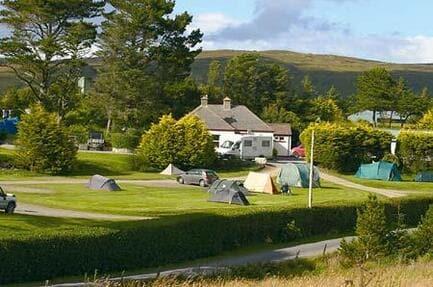 Clifden Campsite & Caravan Park