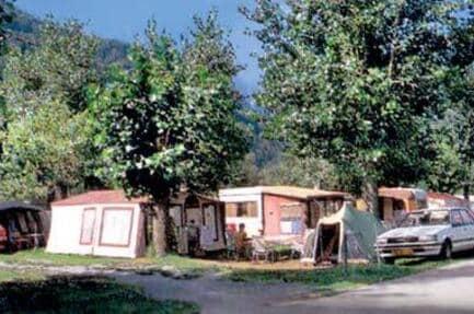 Campsite Rhone
