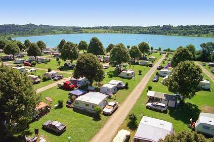 Campingplass La Grisière et Europe Vacances