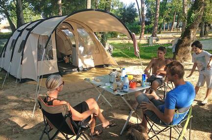 Campingplass Fleur d'Oléron