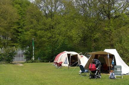 Camping Drie