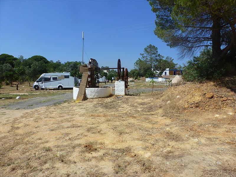 Campsite Algarve Moncarapacho