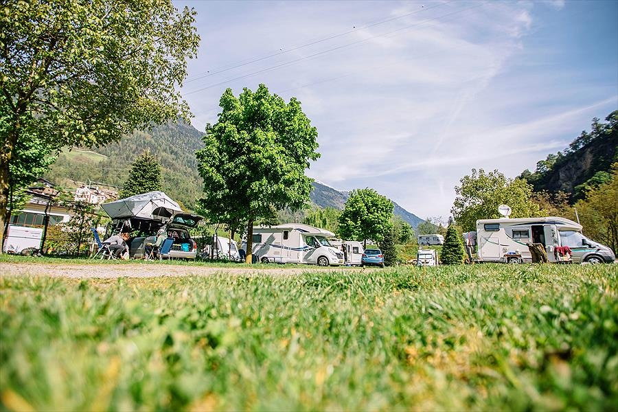 Campeggio Passeier-Meran