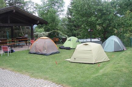 Campeggio Calvello
