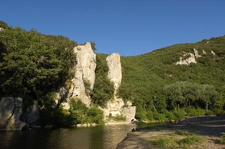 FKK Urlaub in Frankreich - Domaine de la Sablière