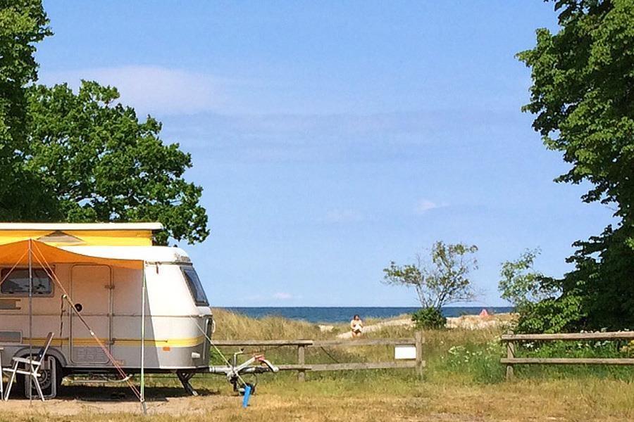 Møn Strandcamping - Ulvshale