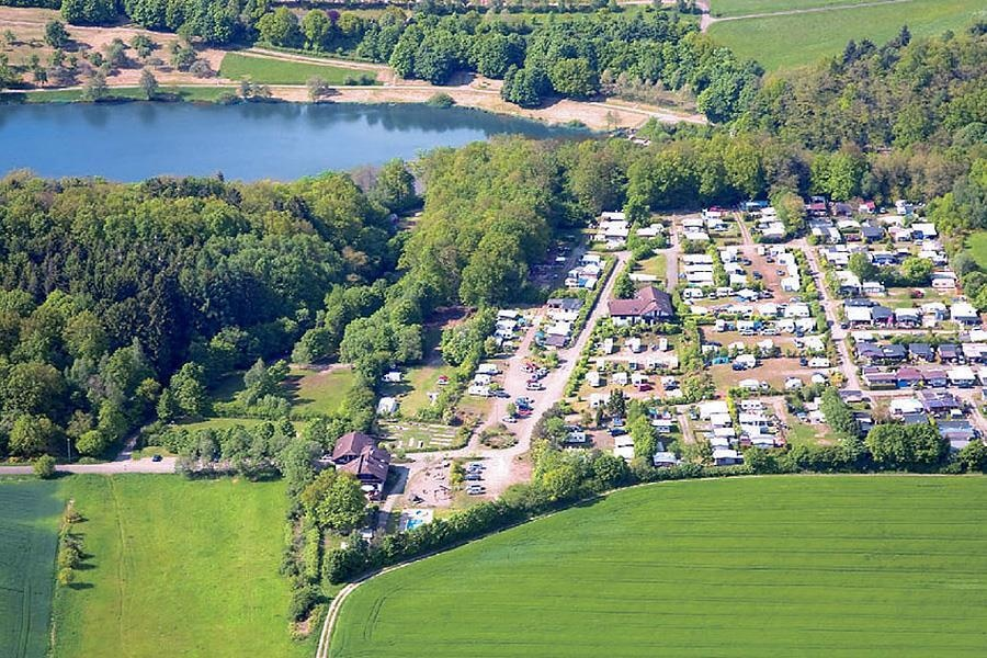 Campsite Ohmbachsee