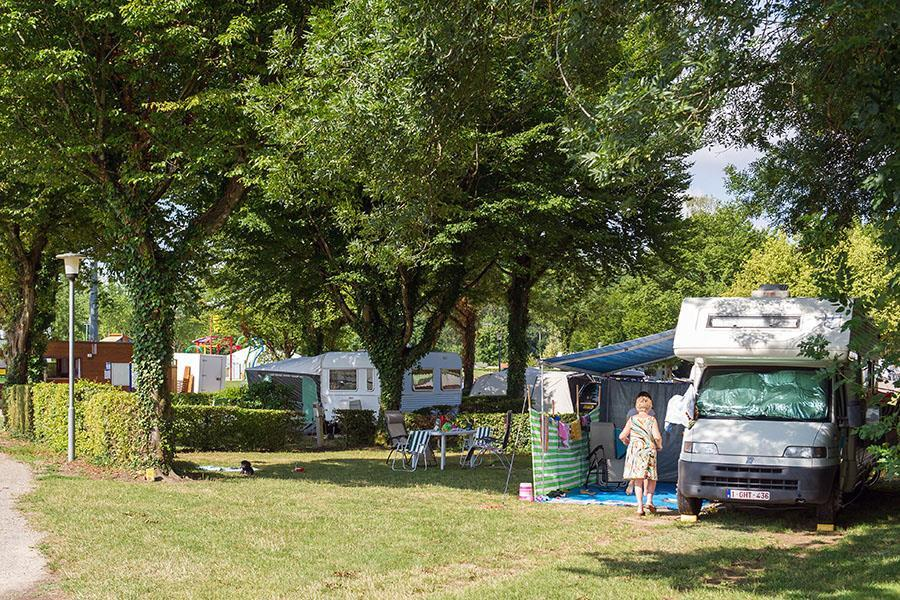 Camping La Plaine Tonique
