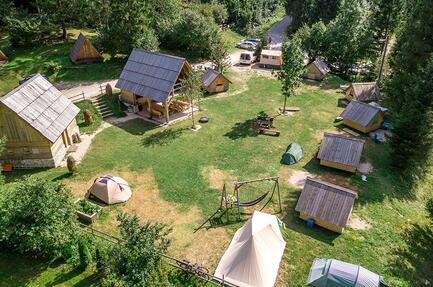 Camping Korita