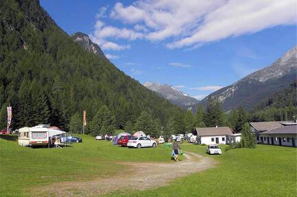 Nationalpark Camping Grossglockner